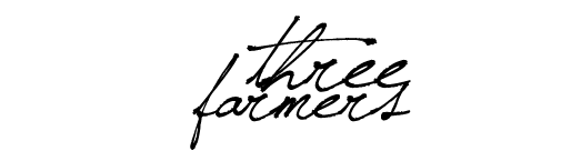 Three Farmers Logo